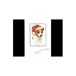 Jack Russell Terrier Kerst...