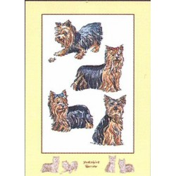 Yorkshire Terrier Family...