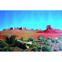 Achterwanden - Terrarium-Achterwand steppe/savanne