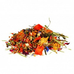Voeding en mineralen - Natuurvoer-Mix voor Baardagamen
