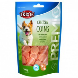 Snacks gedroogd - Premio Chicken Coins