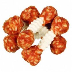 Kauwartikelen - Denta Fun Chicken Chewing Bones