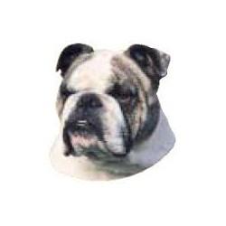 Engelse Bulldog stropdasclip