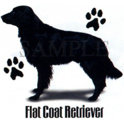 Flatcoated Retriever mini...