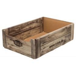 Displaydoos houten kist