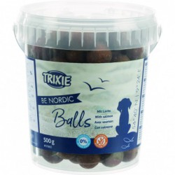 Snacks gedroogd - BE NORDIC Salmon Balls