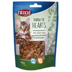 PREMIO Barbecue Hearts 50 gram