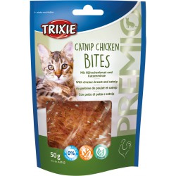 PREMIO Catnip Chicken Bites...