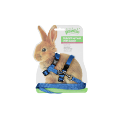 Nylon harness for rabbit