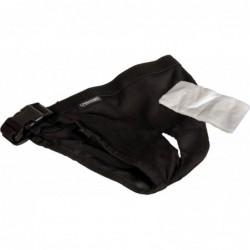 Hondenslip Gesp XL zwart