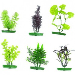 Kunstplant Assortiment 10cm