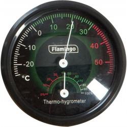 Analoge Thermo/Hygrometer