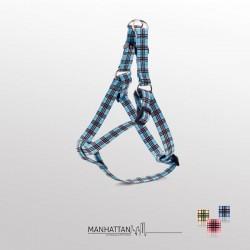 Manhattan Active tuigje blauw