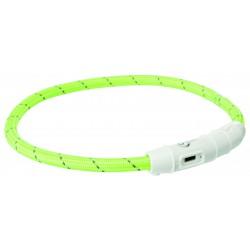 In het donker - Safer Life USB Flash Lichtgevende Band