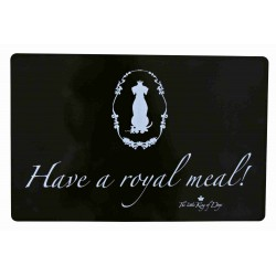 Placemat Have a royal meal...