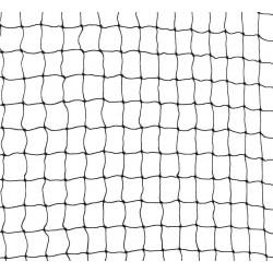 Veiligheidsnet 3m zwart