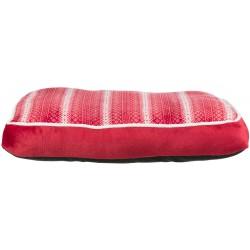 Lumi kussen 70x50cm rood