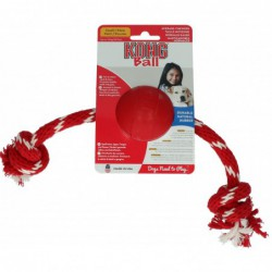 KONG Ball w/Rope