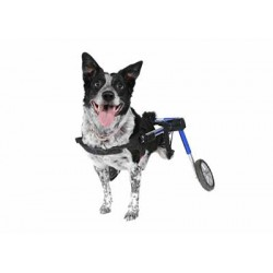 Rolstoel Dog M/L 12-08