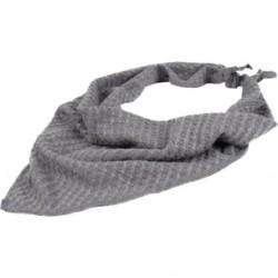 Iona bandana 80cm grijs