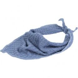 Iona bandana 50cm blauw